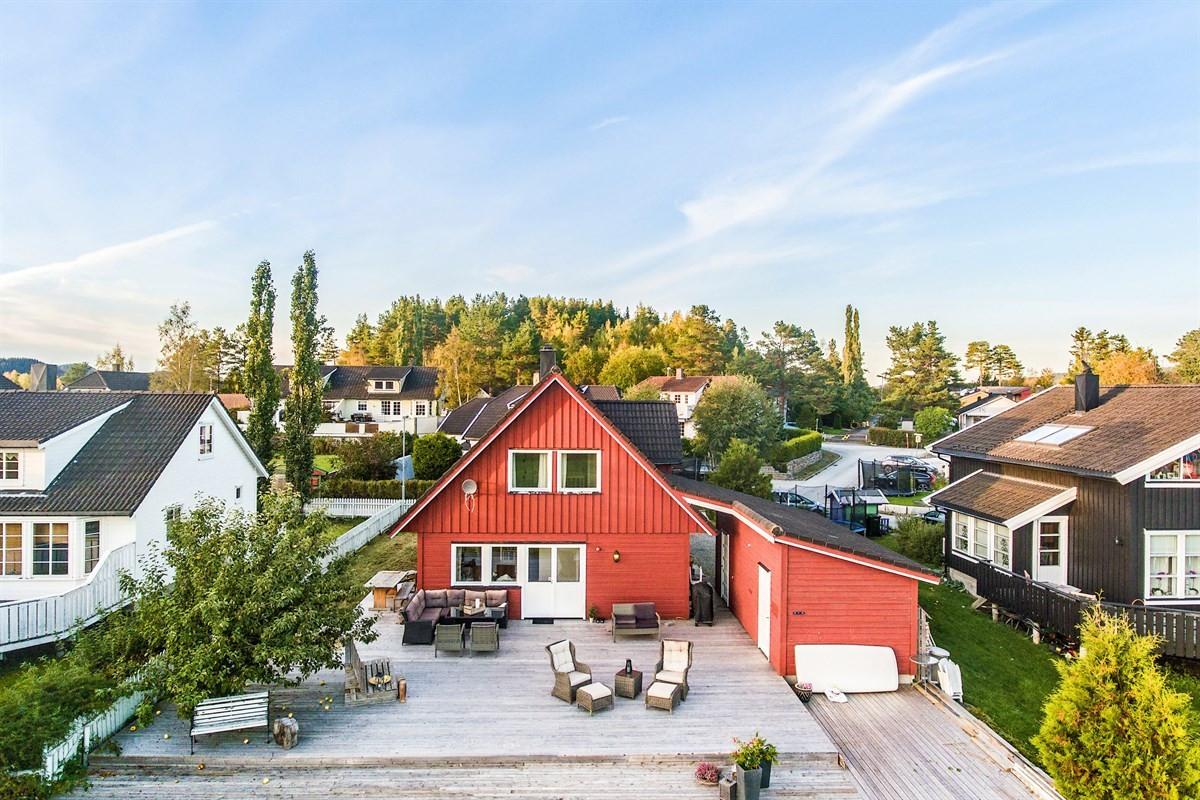 Olden & Partners Trondheim - Enebolig - 3 990 000,-