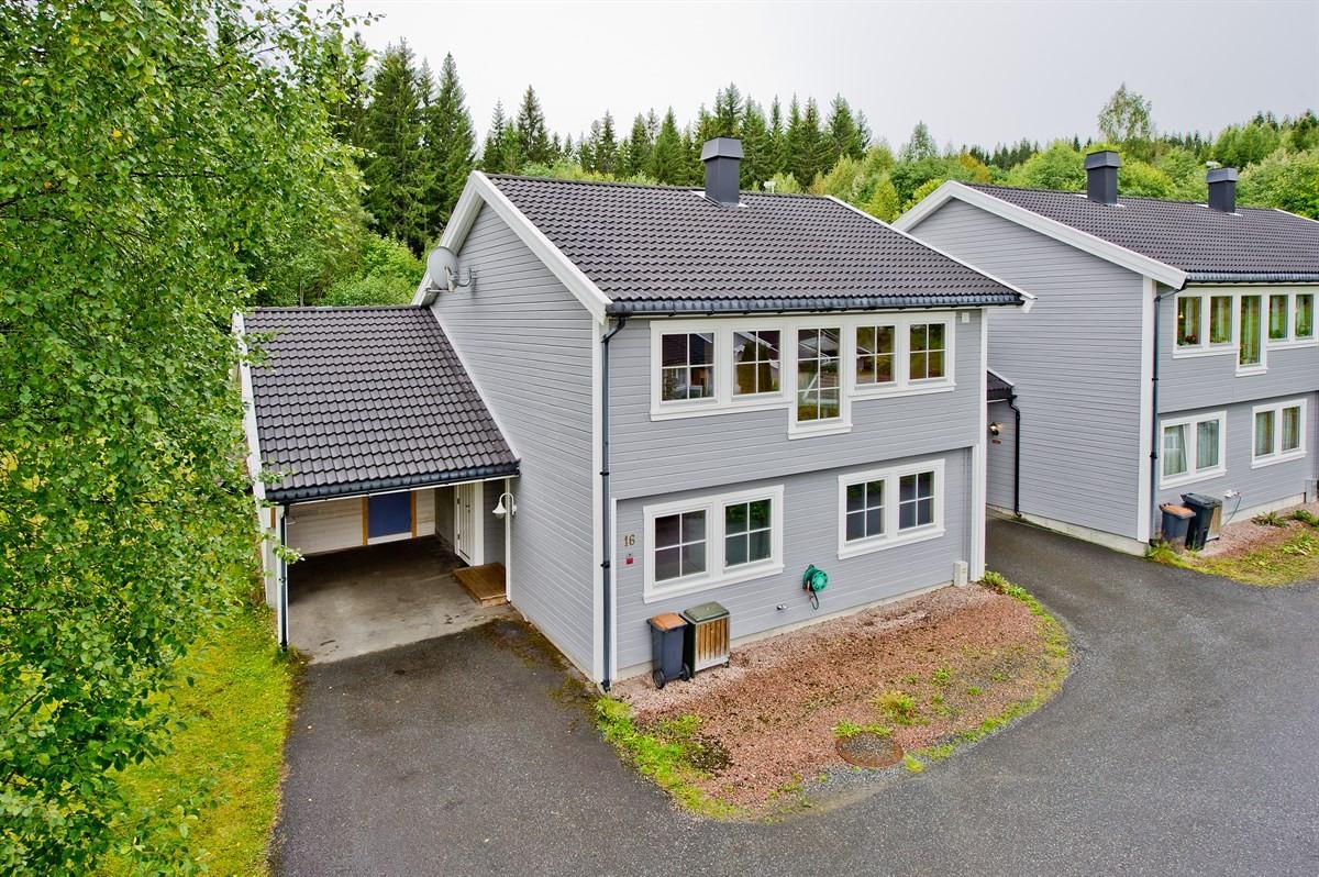 Gjestvang & Partners Gjøvik - Rekkehus - 1 400 000,-