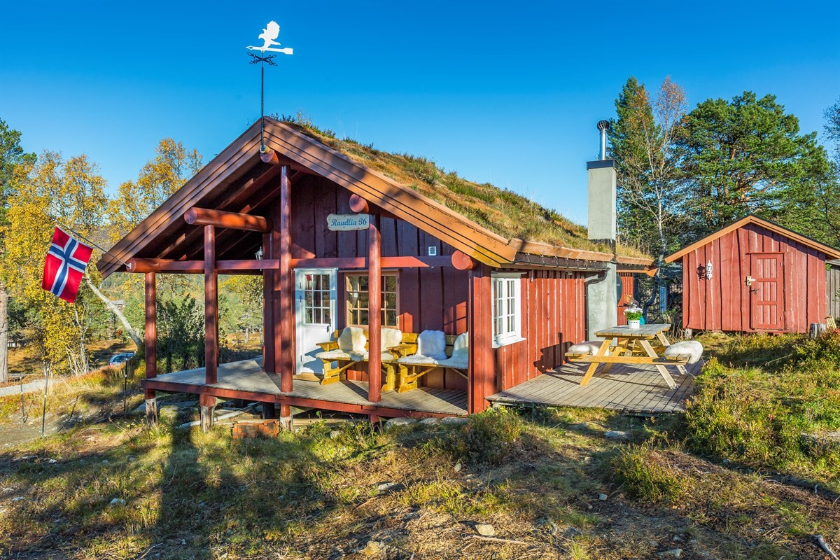 Aursnes & Partners Sykkylven / Stranda - Hytte - 1 950 000,-