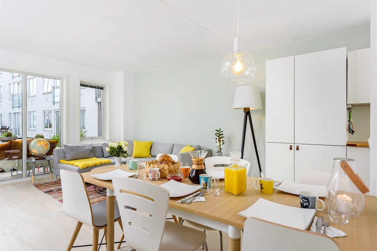 Schala & Partners Carl Berner - Leilighet - St. Hanshaugen - Ullevål - 3 500 000,-