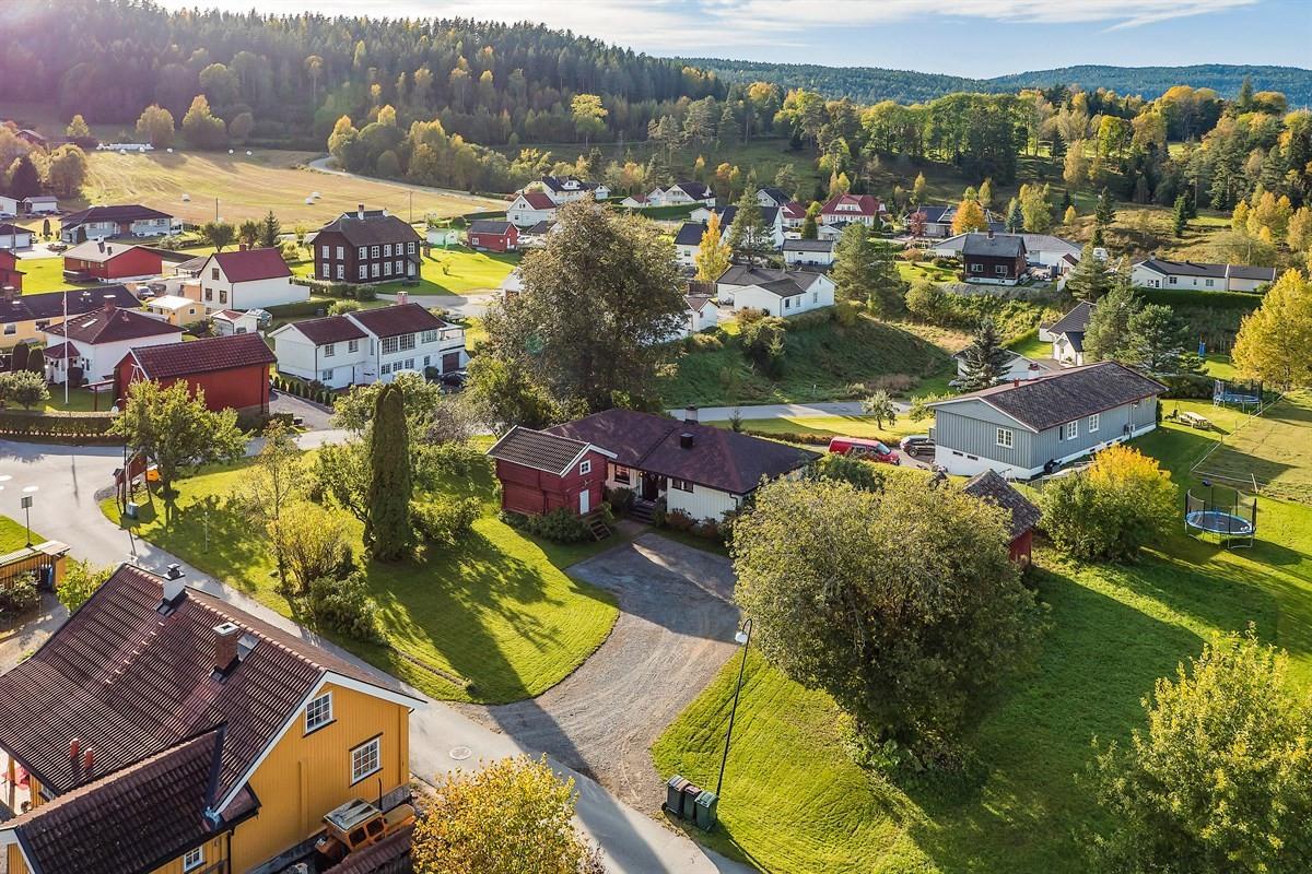 Meglerhuset & Partners Drammen - Enebolig - 2 390 000,-