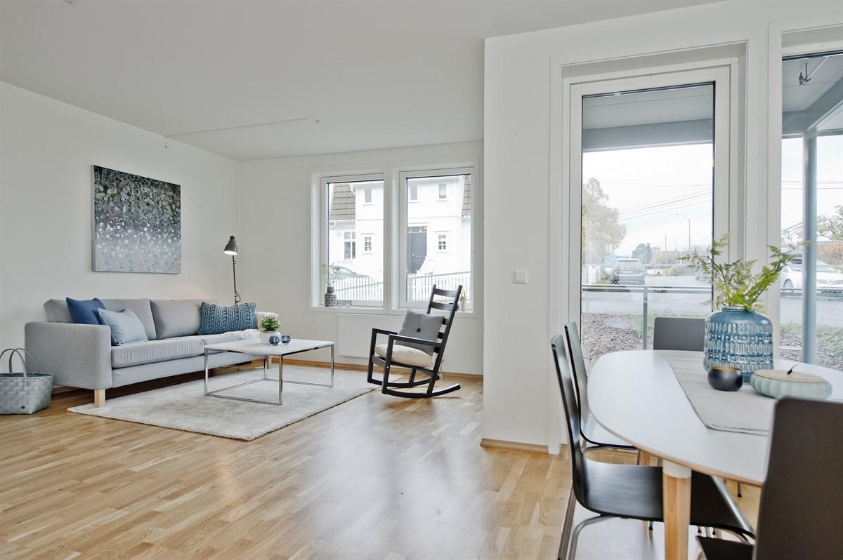 Gjestvang & Partners Gjøvik - Leilighet - 1 990 000,-