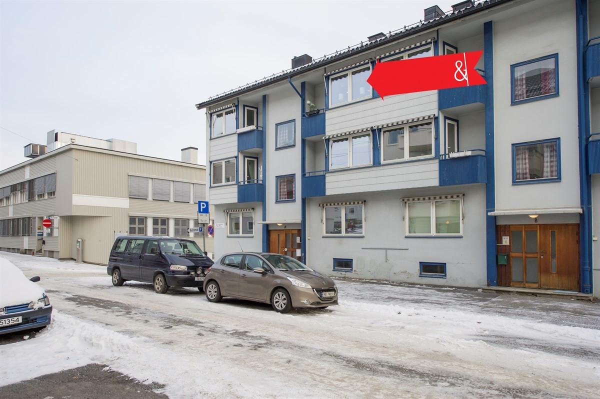 Gjestvang & Partners Gjøvik - Leilighet - 1 500 000,-