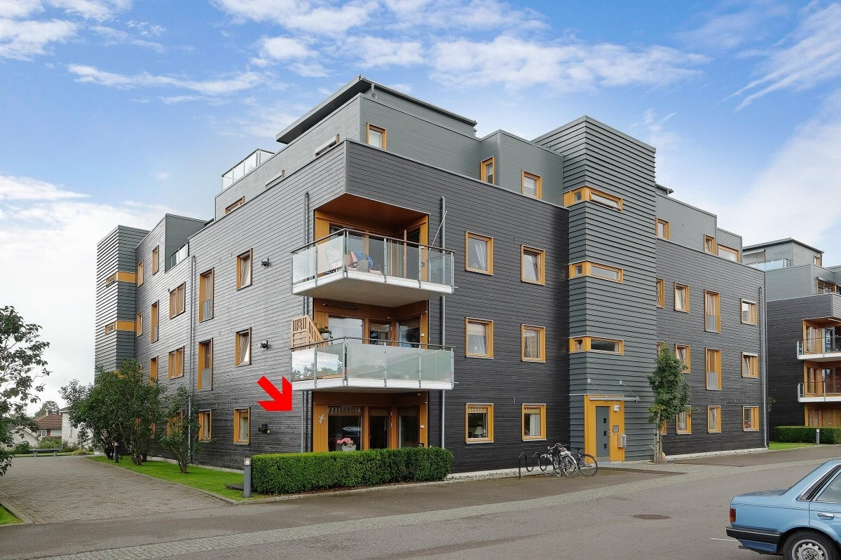 Bakke Sørvik & Partners Tønsberg - Leilighet - 2 890 000,-