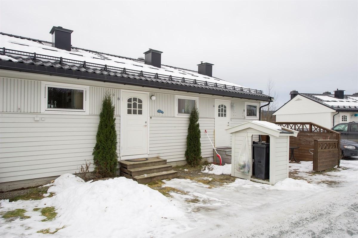 Gjestvang & Partners Gjøvik - Rekkehus - 1 490 000,-