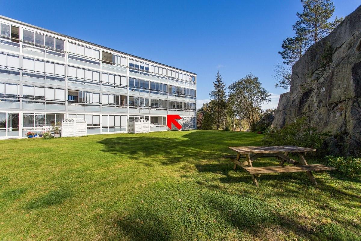 Leinæs & Partners Larvik - Leilighet - 1 590 000,-
