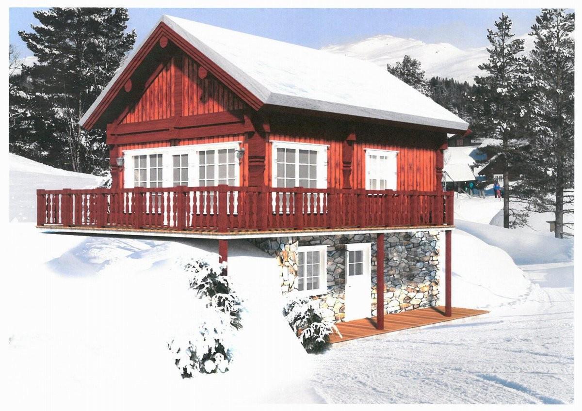 Leinæs & Partners Larvik - Hytte - 2 600 000,-