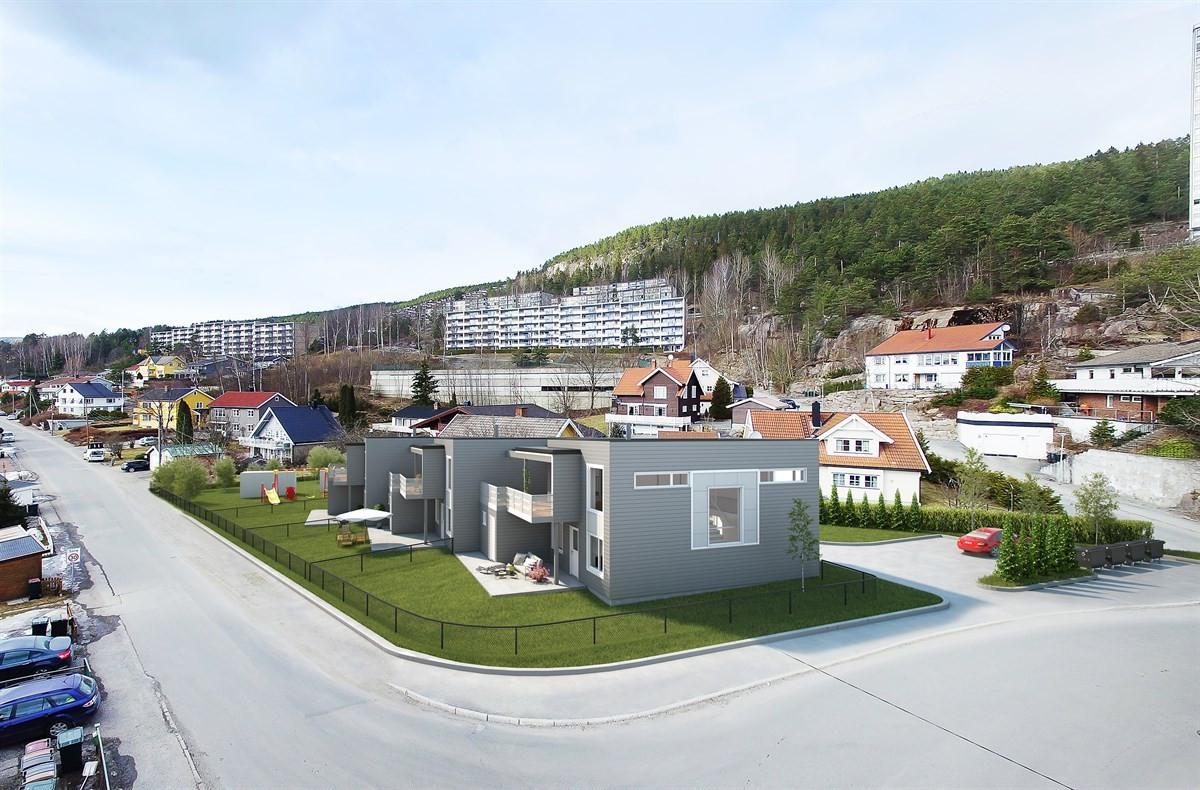 Meglerhuset & Partners Drammen - Enebolig - 4 790 000 til 4 990 000,-