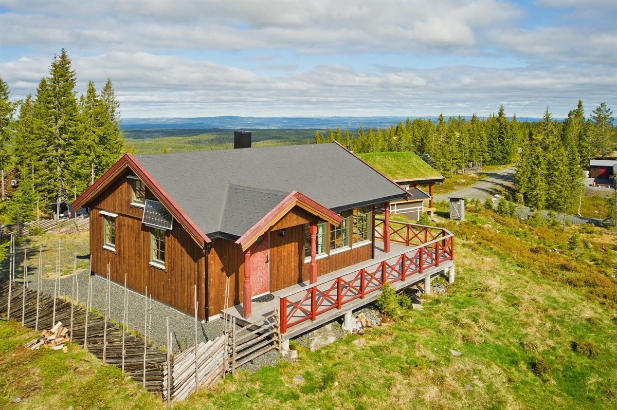 Gjestvang & Partners Gjøvik - Hytte - 1 200 000,-