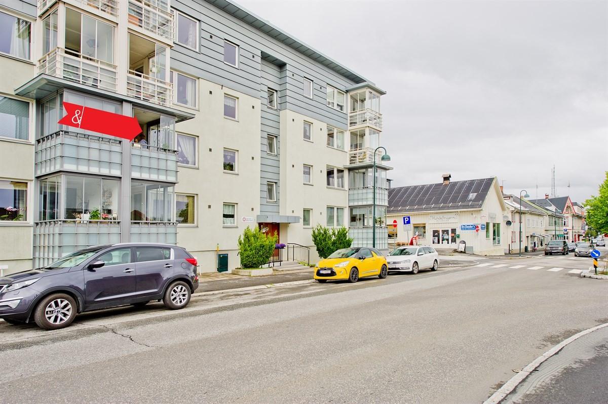 Gjestvang & Partners Gjøvik - Leilighet - 1 550 000,-