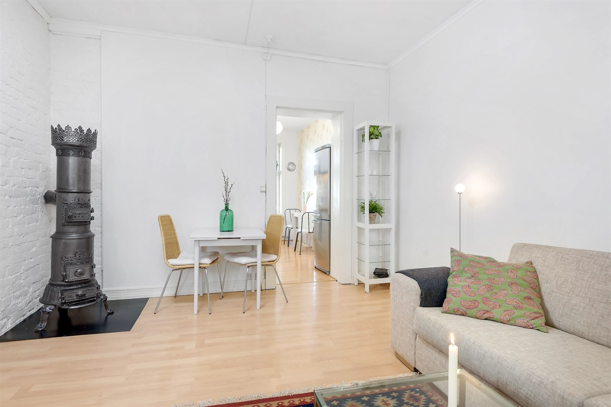 Schala & Partners Grünerløkka - Leilighet - St. Hanshaugen - Ullevål - 2 950 000,-