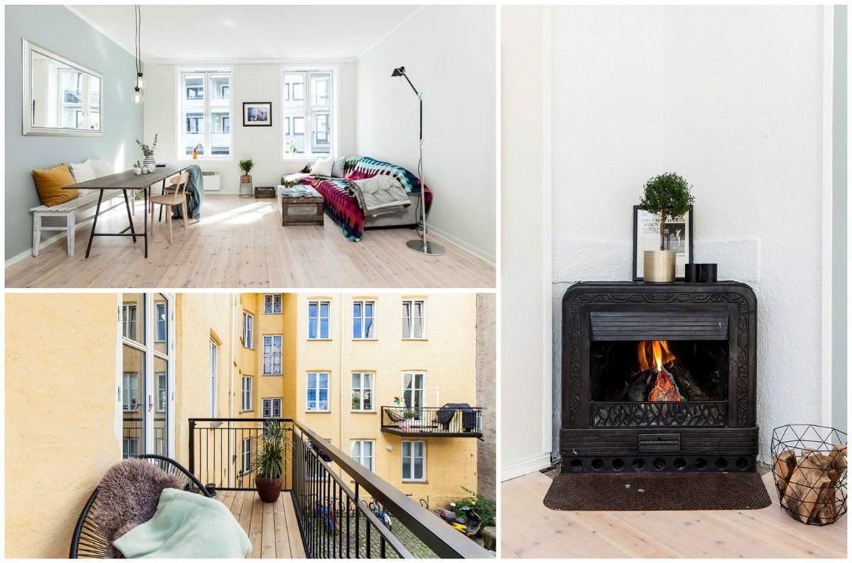 Schala & Partners Grünerløkka - Leilighet - St. Hanshaugen - Ullevål - 4 200 000,-