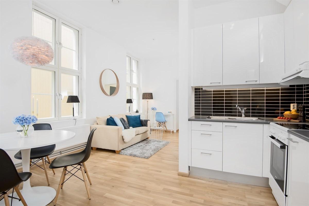 Schala & Partners Grünerløkka - Leilighet - Oslo Sentrum - 2 800 000,-