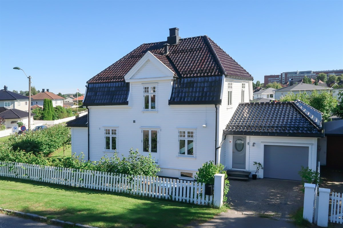 Bakke Sørvik & Partners Tønsberg - Enebolig - 6 490 000,-