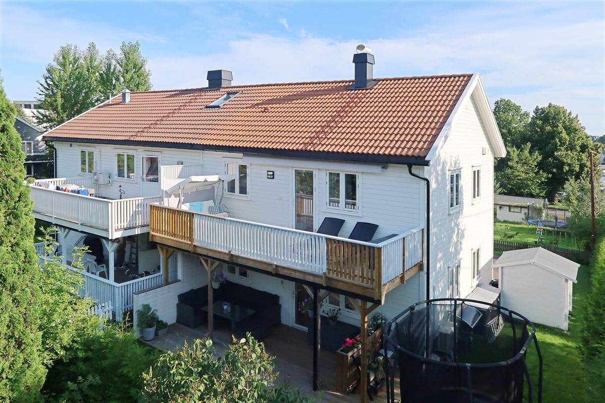 Bakke Sørvik & Partners Tønsberg - Rekkehus - 3 190 000,-