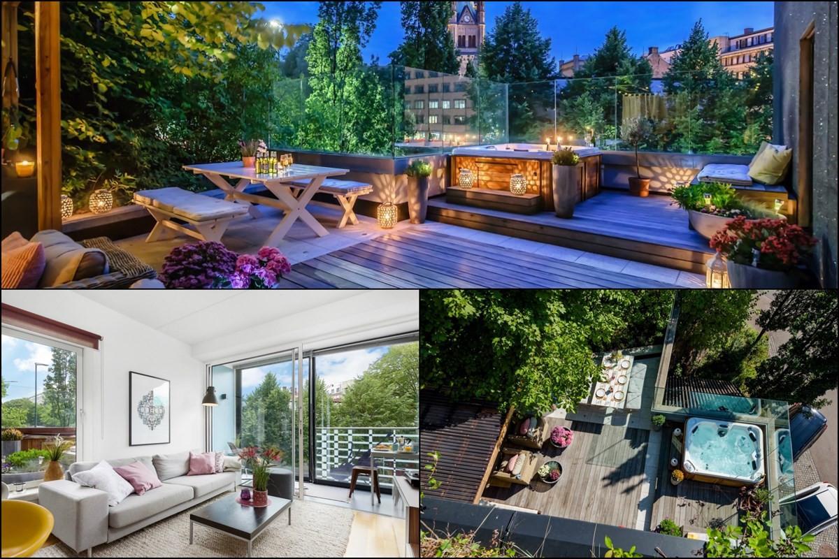 Schala & Partners Carl Berner - Leilighet - Gamle Oslo - 3 100 000,-