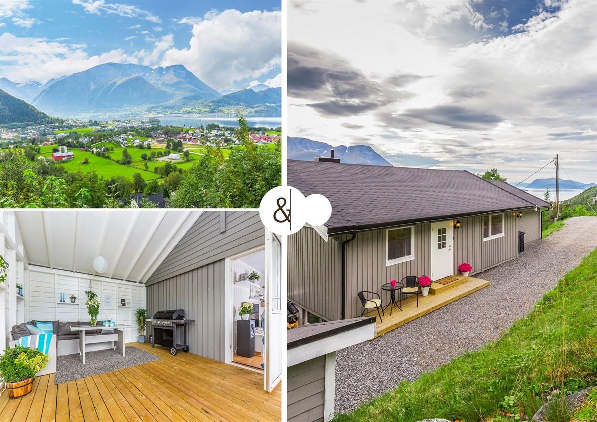 Aursnes & Partners Sykkylven / Stranda - Enebolig - 2 500 000,-