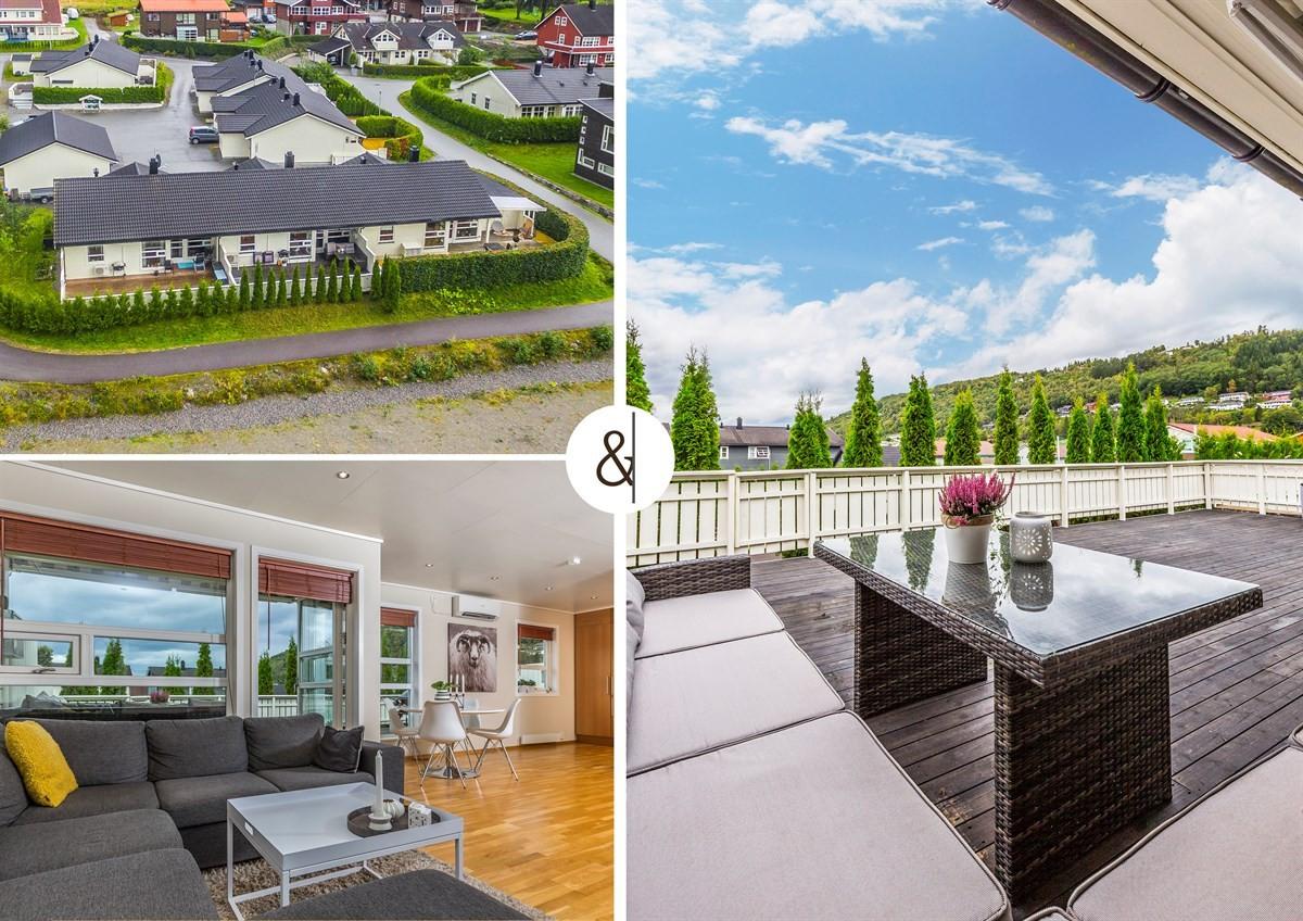 Aursnes & Partners Sykkylven / Stranda - Leilighet - 1 950 000,-