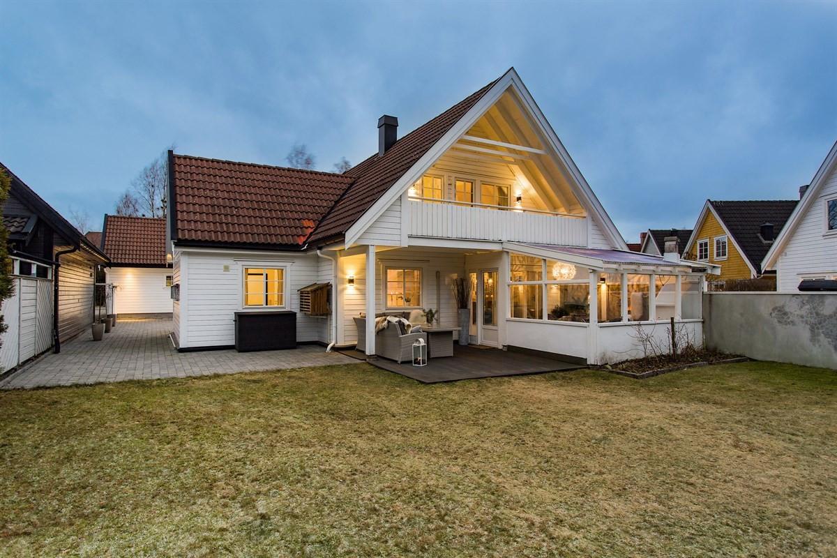 Bakke Sørvik & Partners Tønsberg - Enebolig - 4 190 000,-