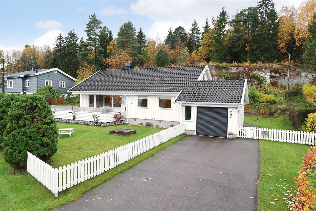 Bakke Sørvik & Partners Tønsberg - Enebolig - 3 490 000,-