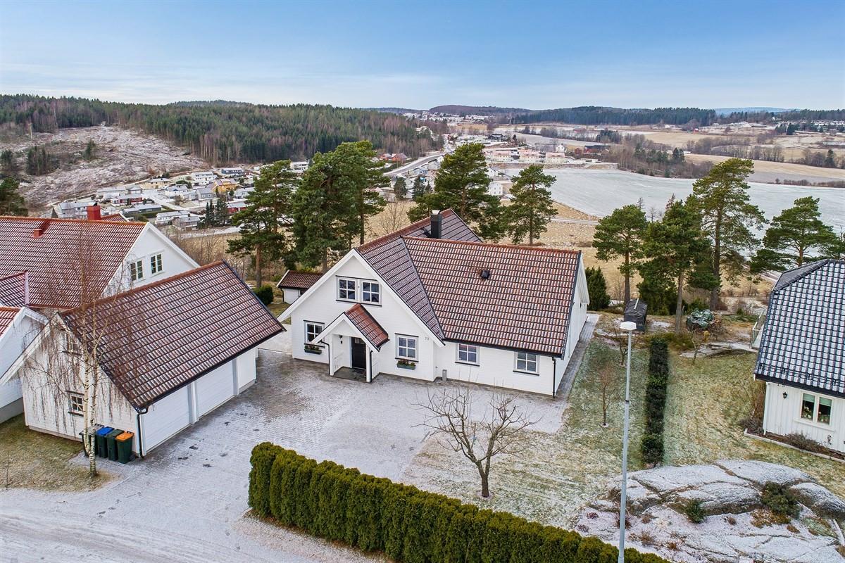 Bakke Sørvik & Partners Tønsberg - Enebolig - 4 890 000,-