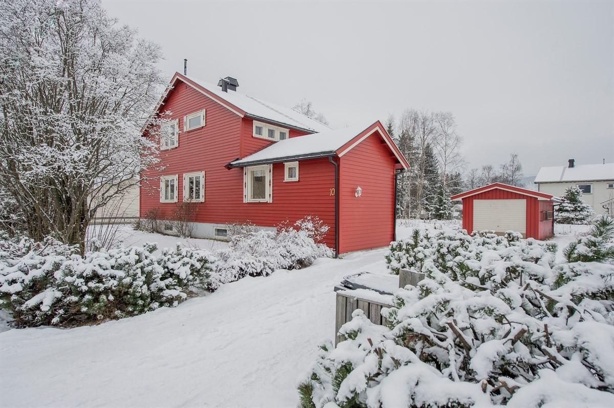 Gjestvang & Partners Gjøvik - Enebolig - 1 390 000,-