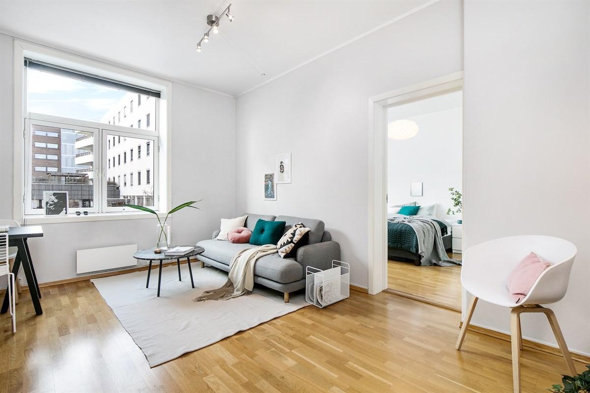 Schala & Partners Grünerløkka - Leilighet - St. Hanshaugen - Ullevål - 3 450 000,-