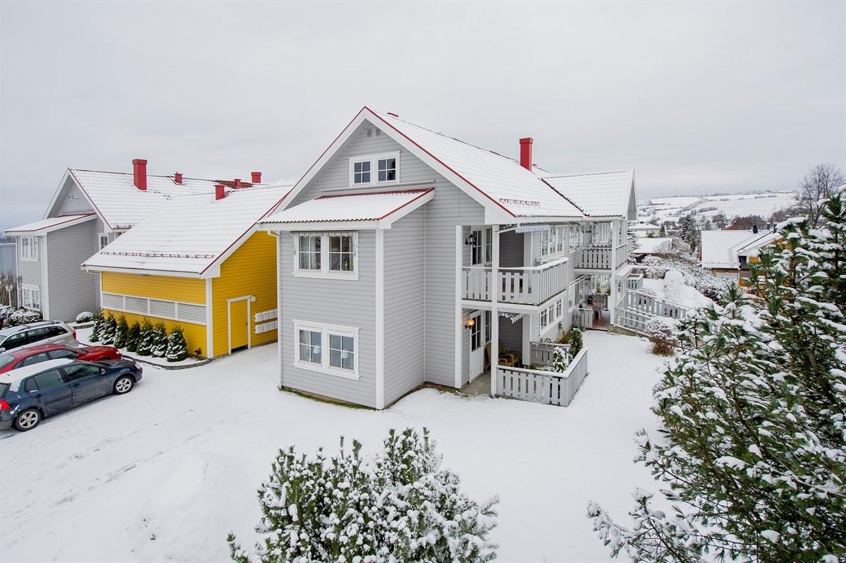 Gjestvang & Partners Gjøvik - Leilighet - 1 870 000,-