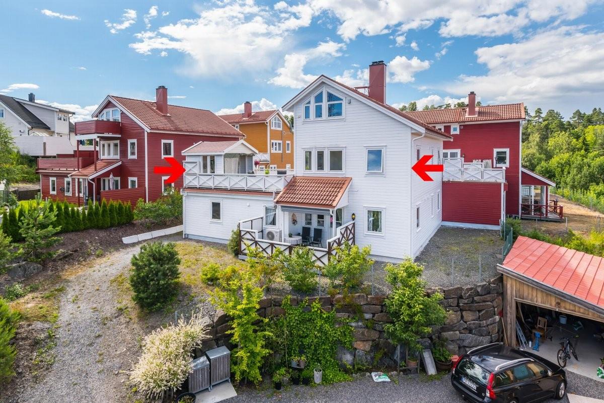Meglerhuset & Partners Arendal - Leilighet - 1 860 000,-