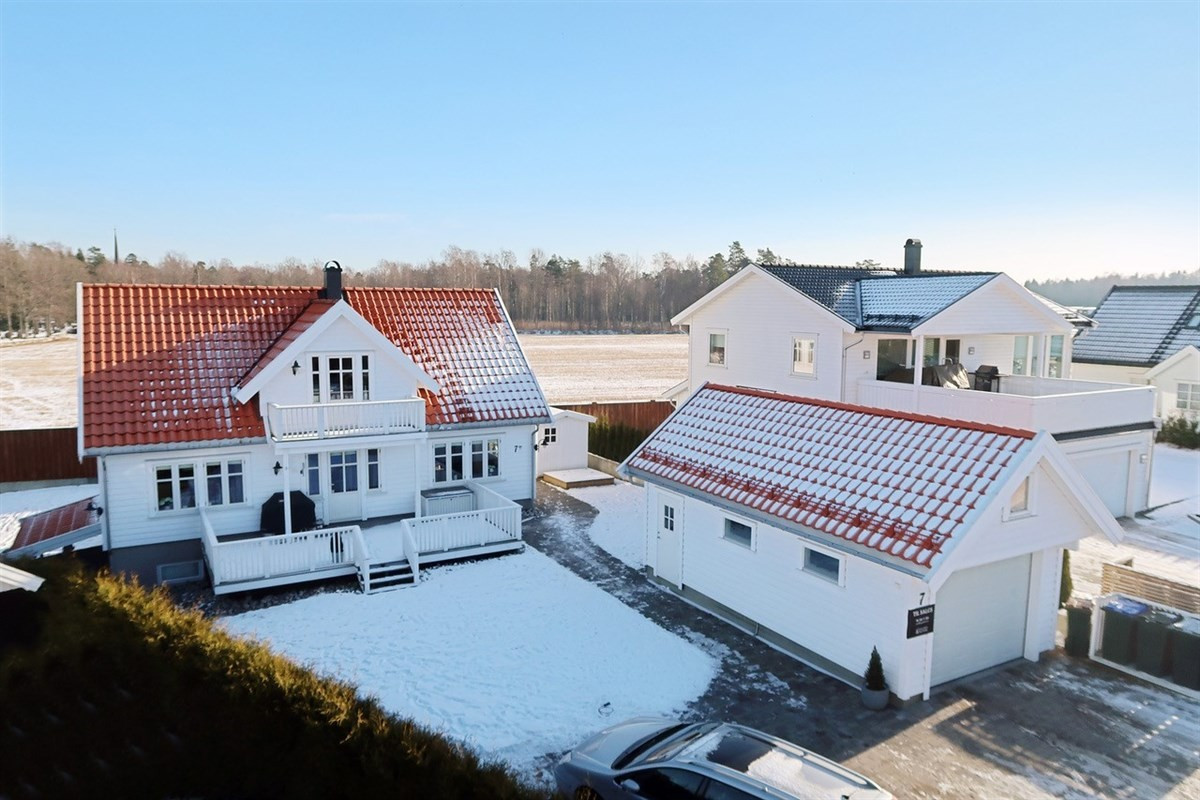 Bakke Sørvik & Partners Tønsberg - Enebolig - 5 870 000,-