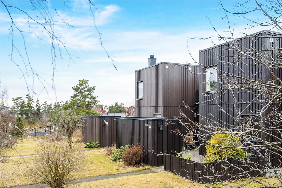 Schala & Partners Grünerløkka - Rekkehus - Hellerud - 4 900 000,-