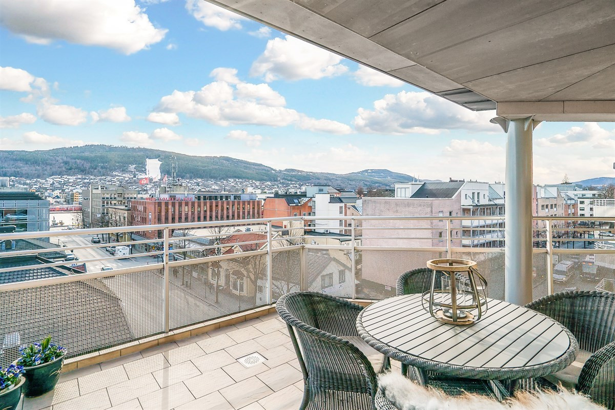 Meglerhuset & Partners Drammen - Leilighet - 6 980 000,-