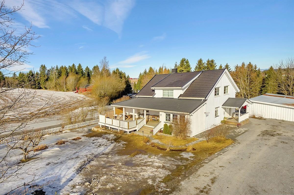 Gjestvang & Partners Gjøvik - Enebolig - 1 990 000,-