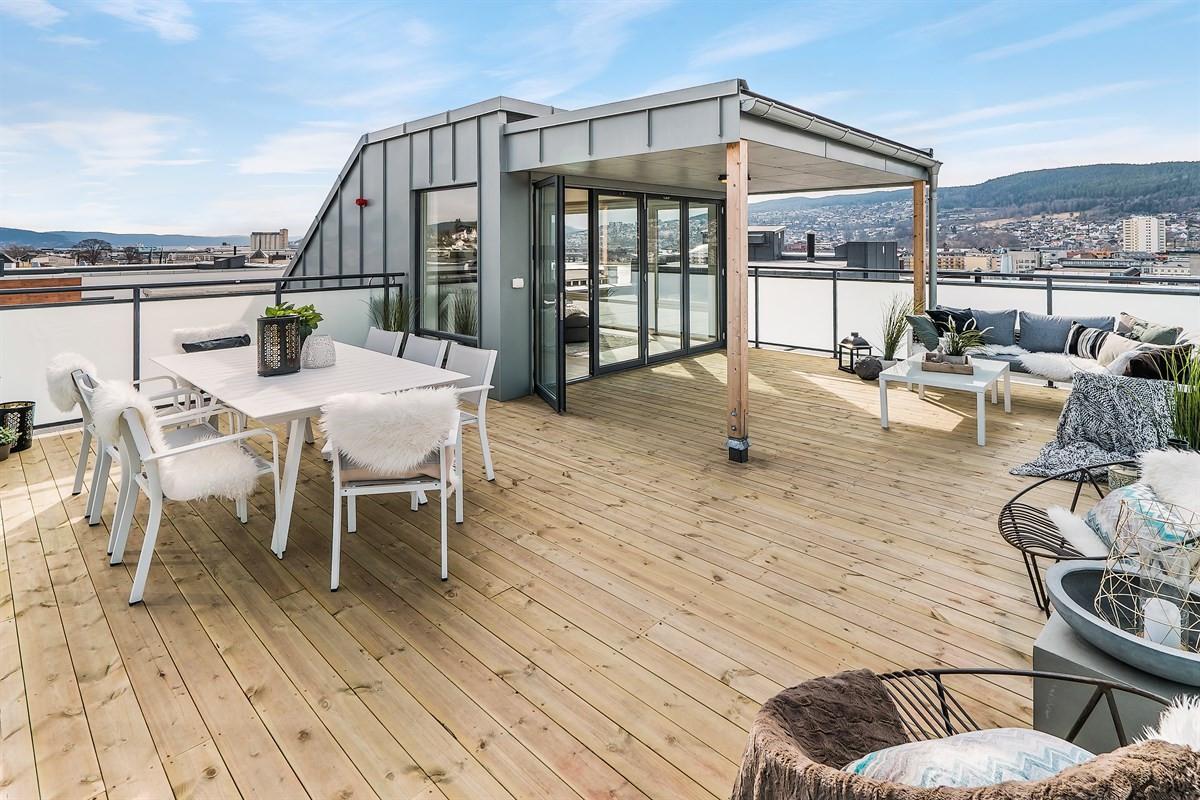 Meglerhuset & Partners Drammen - Leilighet - 9 800 000,-