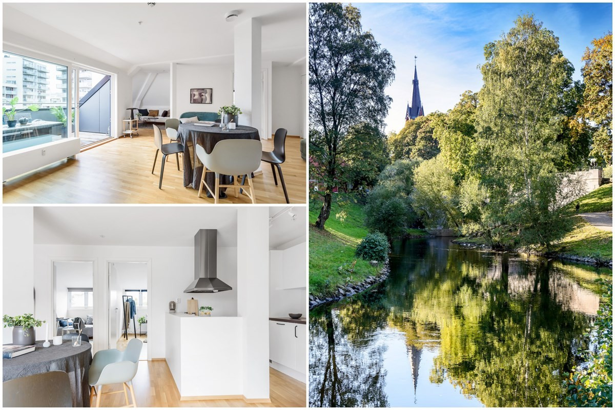 Schala & Partners Sagene - Leilighet - St. Hanshaugen - Ullevål - 6 150 000,-