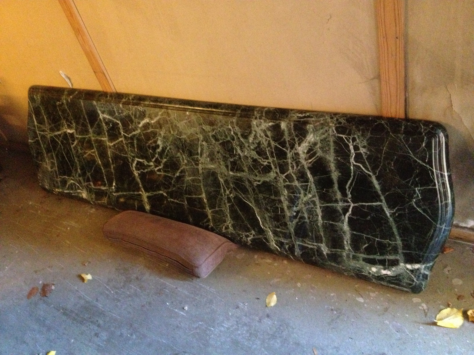 Ypperlig Marmor bordplate | FINN.no KW-38