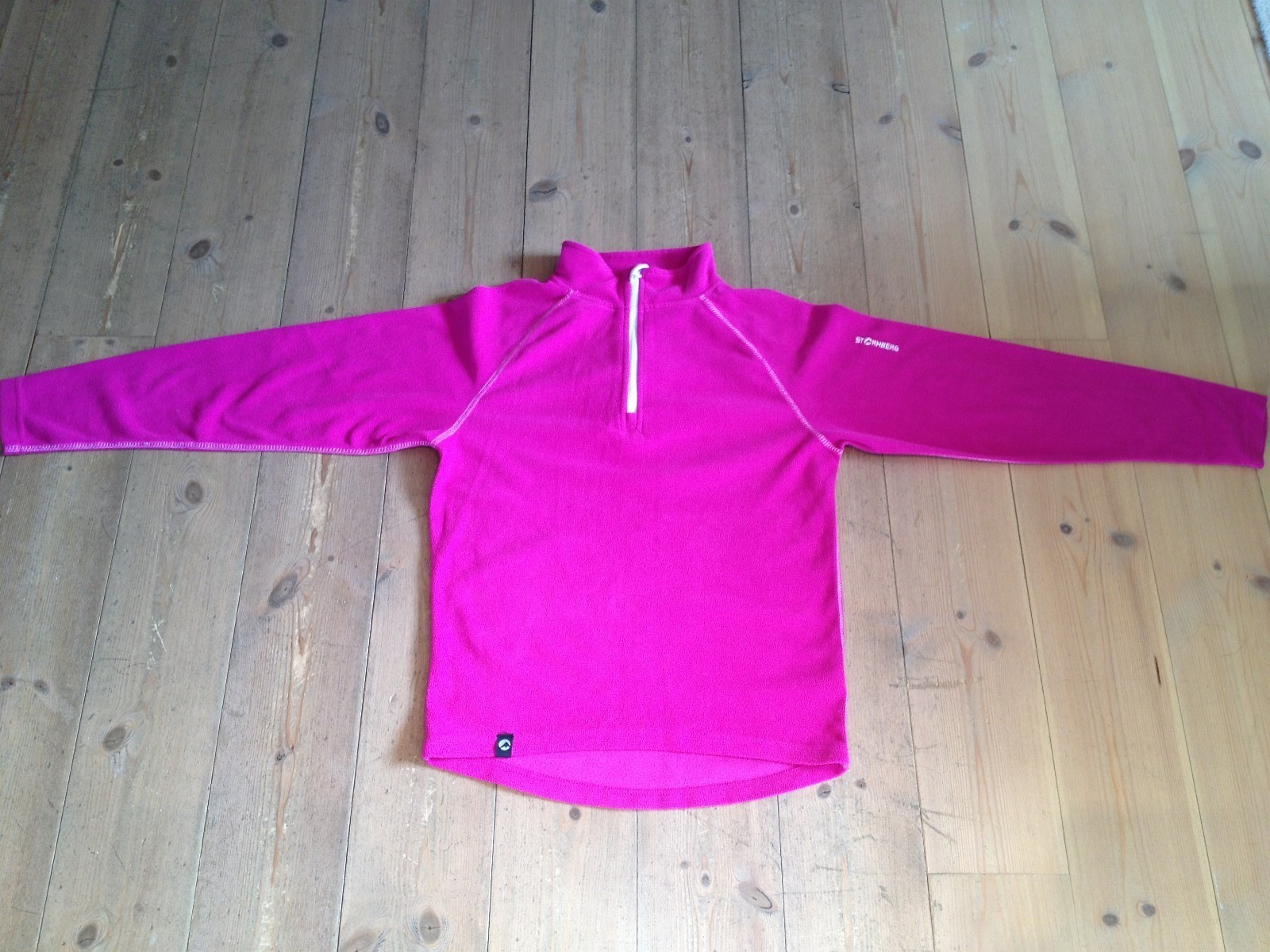 00687521 Stormberg fleece genser 12 år og kamuflasje fleece jakke 14 år | FINN.no