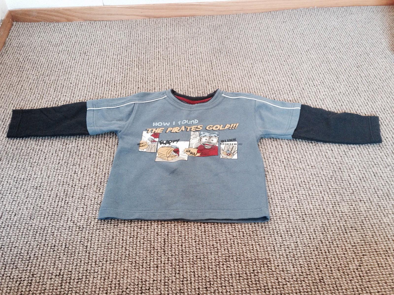 Shirt str. 110=50,-Kr. - Varhaug  - Shirt som ny i størrelse 110 - Varhaug