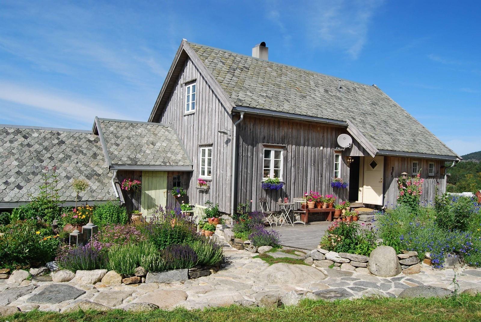 Velkommen til et deilig og fredelig sted - vår, sommer, høst og vinter!
