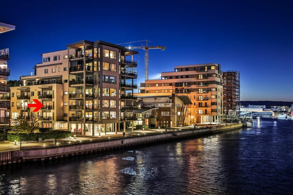 Leilighet - kråkerøy - 2 950 000,- - Møller & Partners