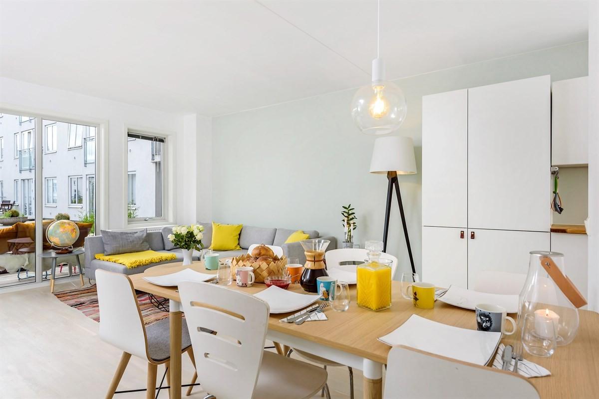 Leilighet - St. Hanshaugen - Ullevål - oslo - 3 500 000,- - Schala & Partners