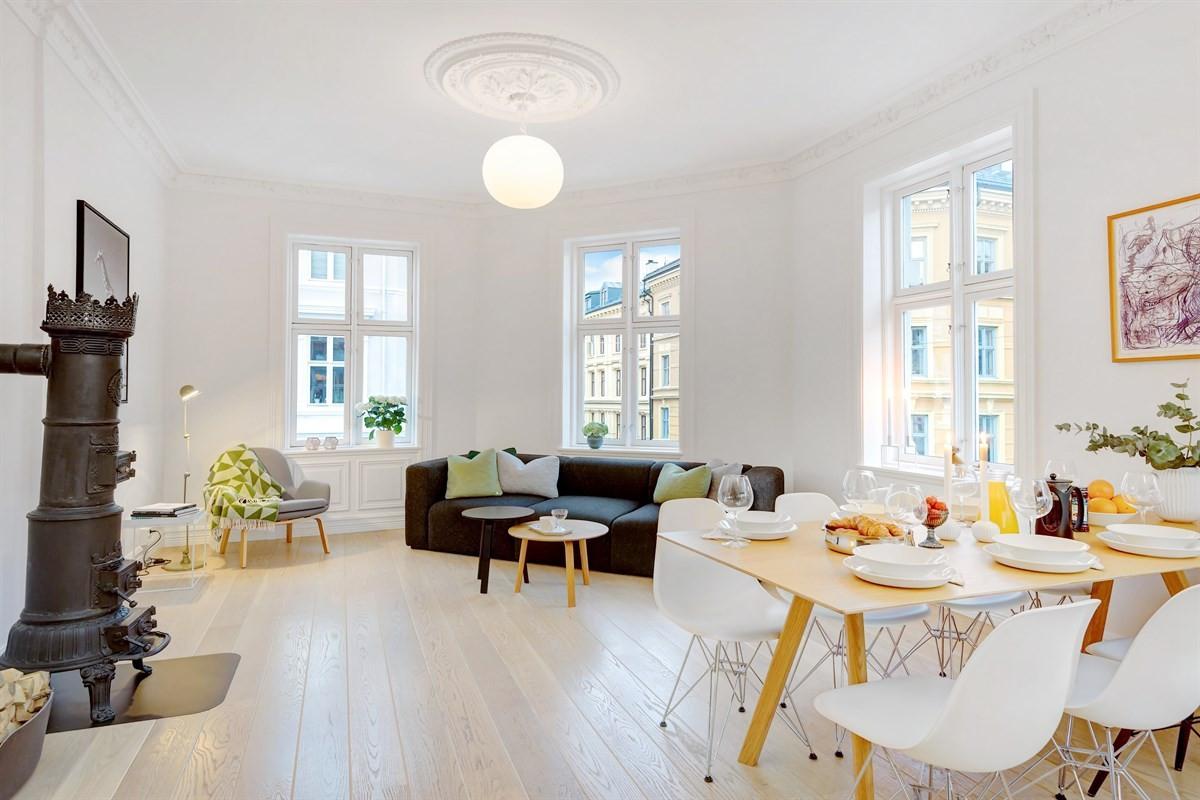 Leilighet - Grünerløkka - Sofienberg - oslo - 5 900 000,- - Schala & Partners