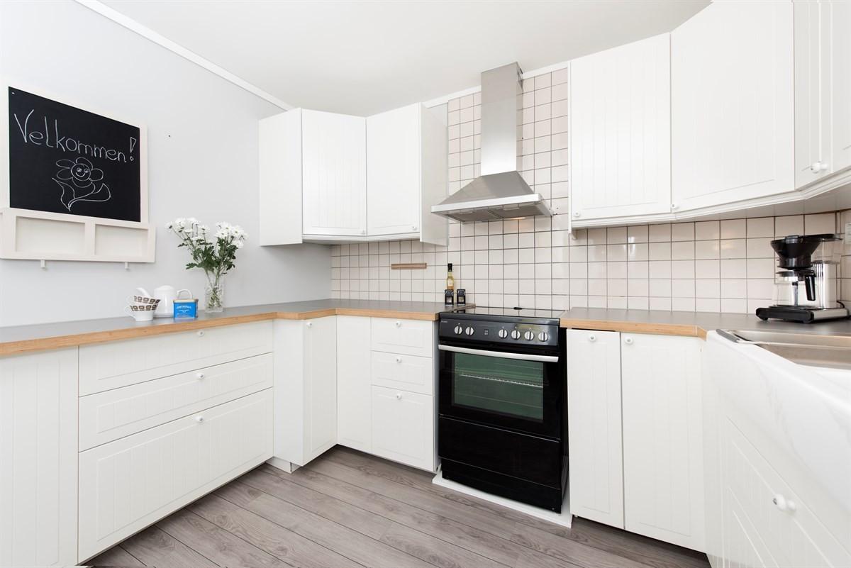Leilighet - stokke - 1 850 000,- - Bakke Sørvik & Partners