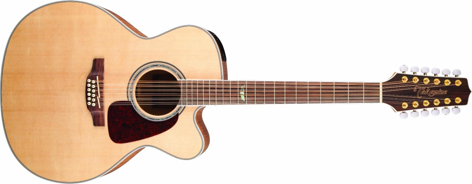 Takamine GJ72CE 12NAT, Akustisk Gitar 12 strenger | FINN.no