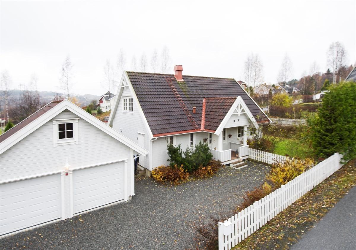 Enebolig - gjøvik - 3 390 000,- - Gjestvang & Partners
