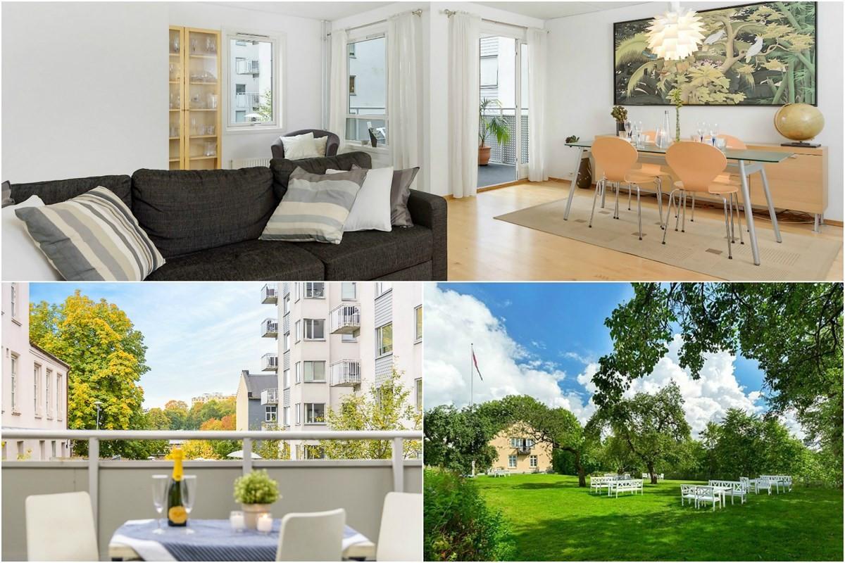 Leilighet - St. Hanshaugen - Ullevål - oslo - 7 000 000,- - Schala & Partners