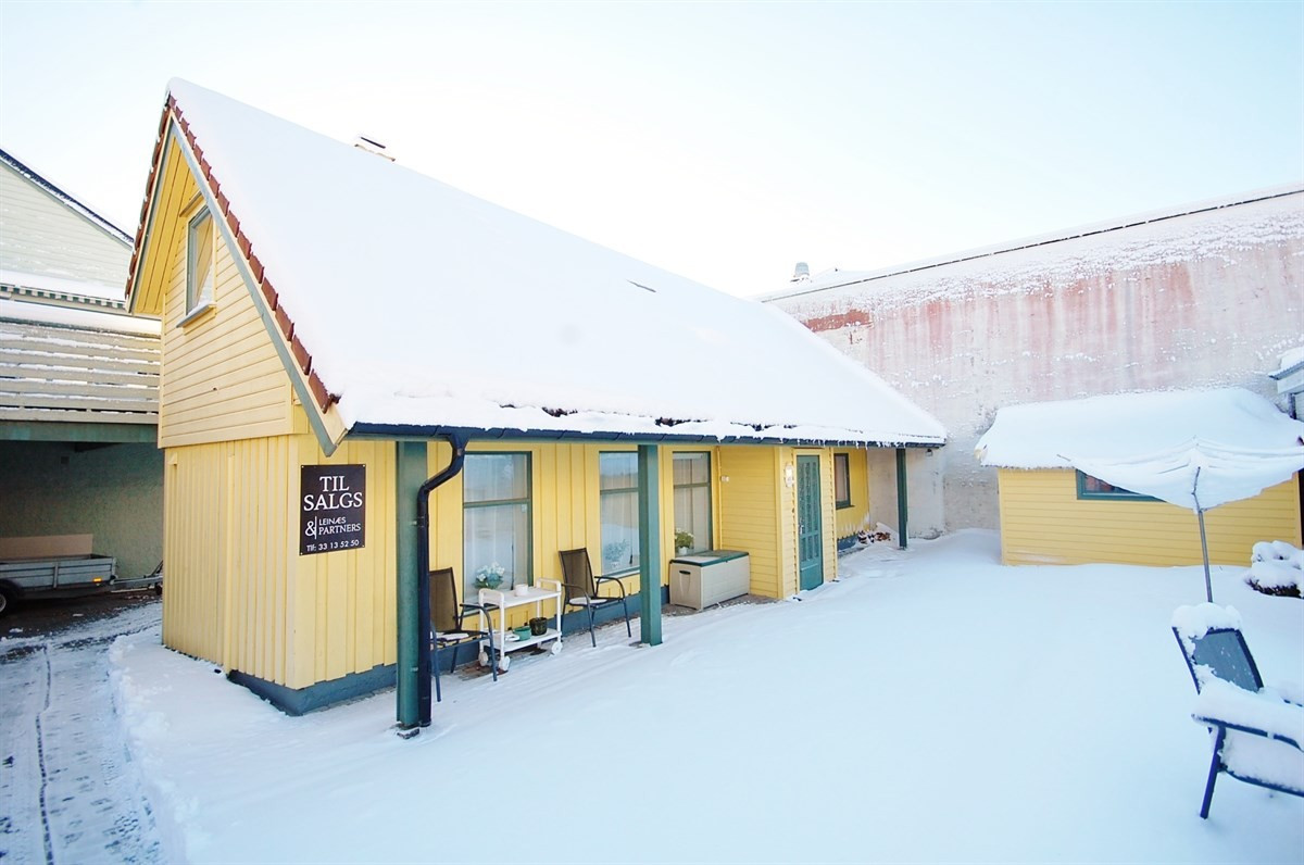 Enebolig - larvik - 1 650 000,- - Leinæs & Partners