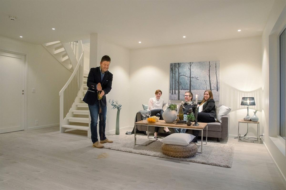 Leilighet - greåker - 2 950 000,- - Møller & Partners