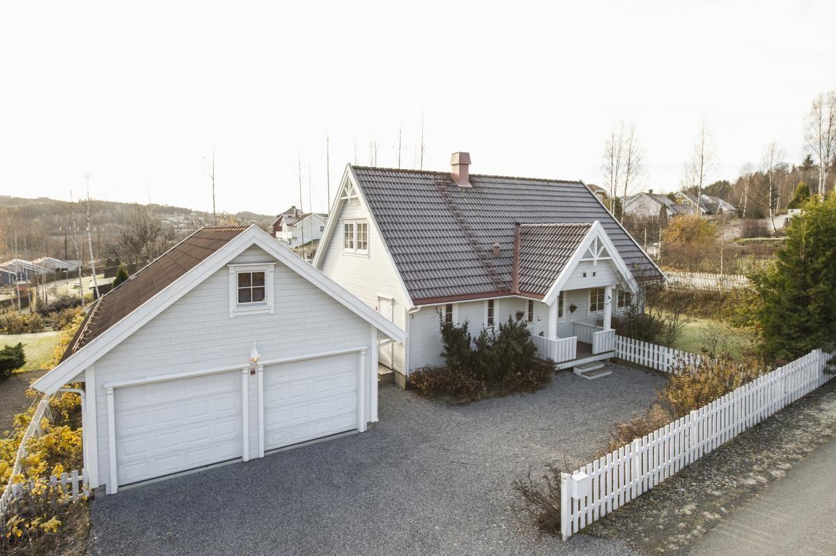 Enebolig - gjøvik - 4 490 000,- - Gjestvang & Partners