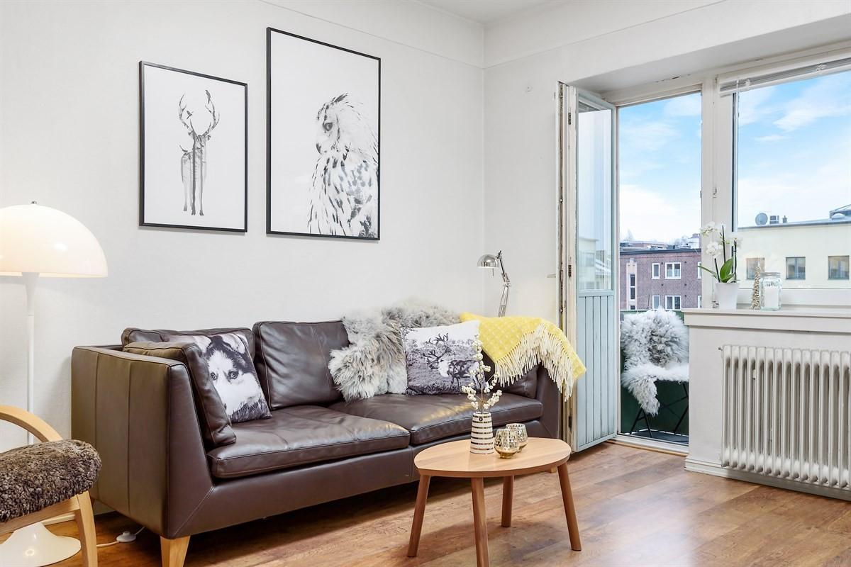 Leilighet - Grünerløkka - Sofienberg - oslo - 2 800 000,- - Schala & Partners